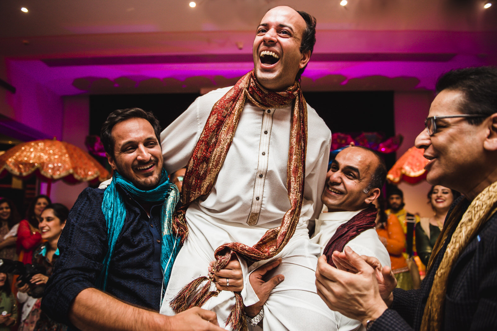 Indian Wedding Photography York