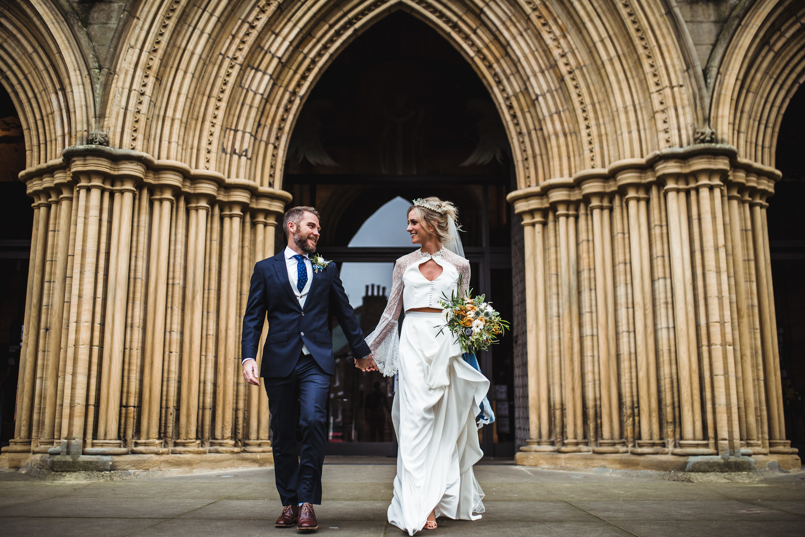 The Old Deanery Ripon Wedding photographer