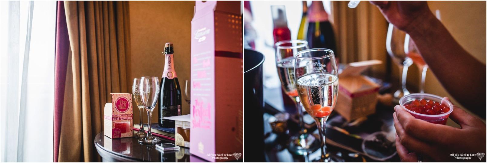 Marriott hotel wedding, York wedding photography