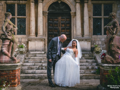 Fun North Yorkshire Wedding Photography York Minster