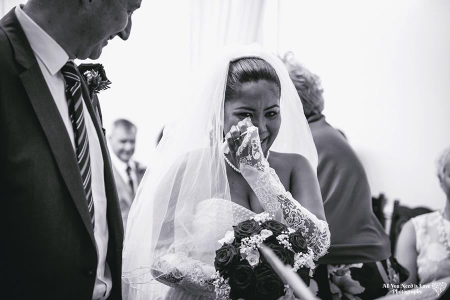 natural wedding photo york
