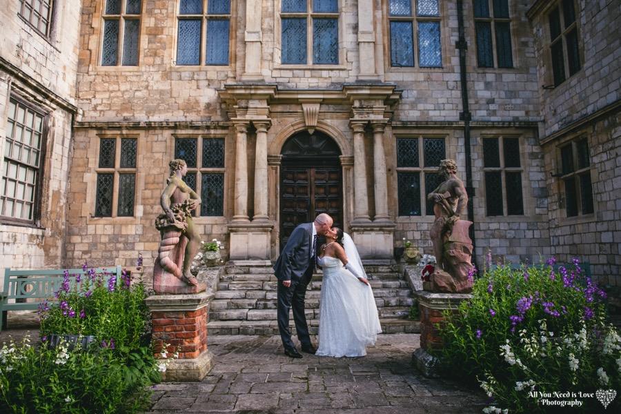 relaxed wedding photographer Yorkshire