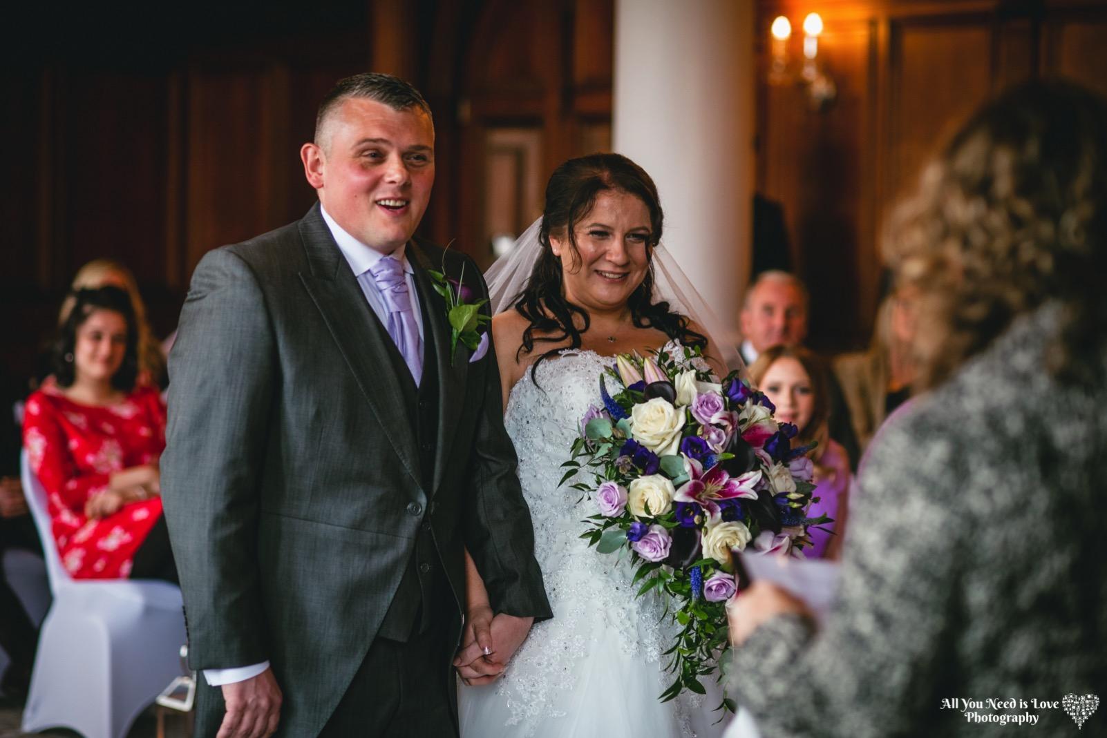 York Principal Hotel Wedding