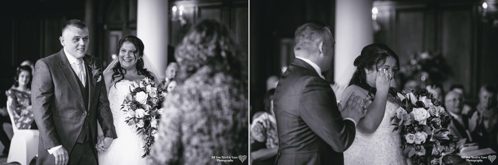 York civil ceremony photography