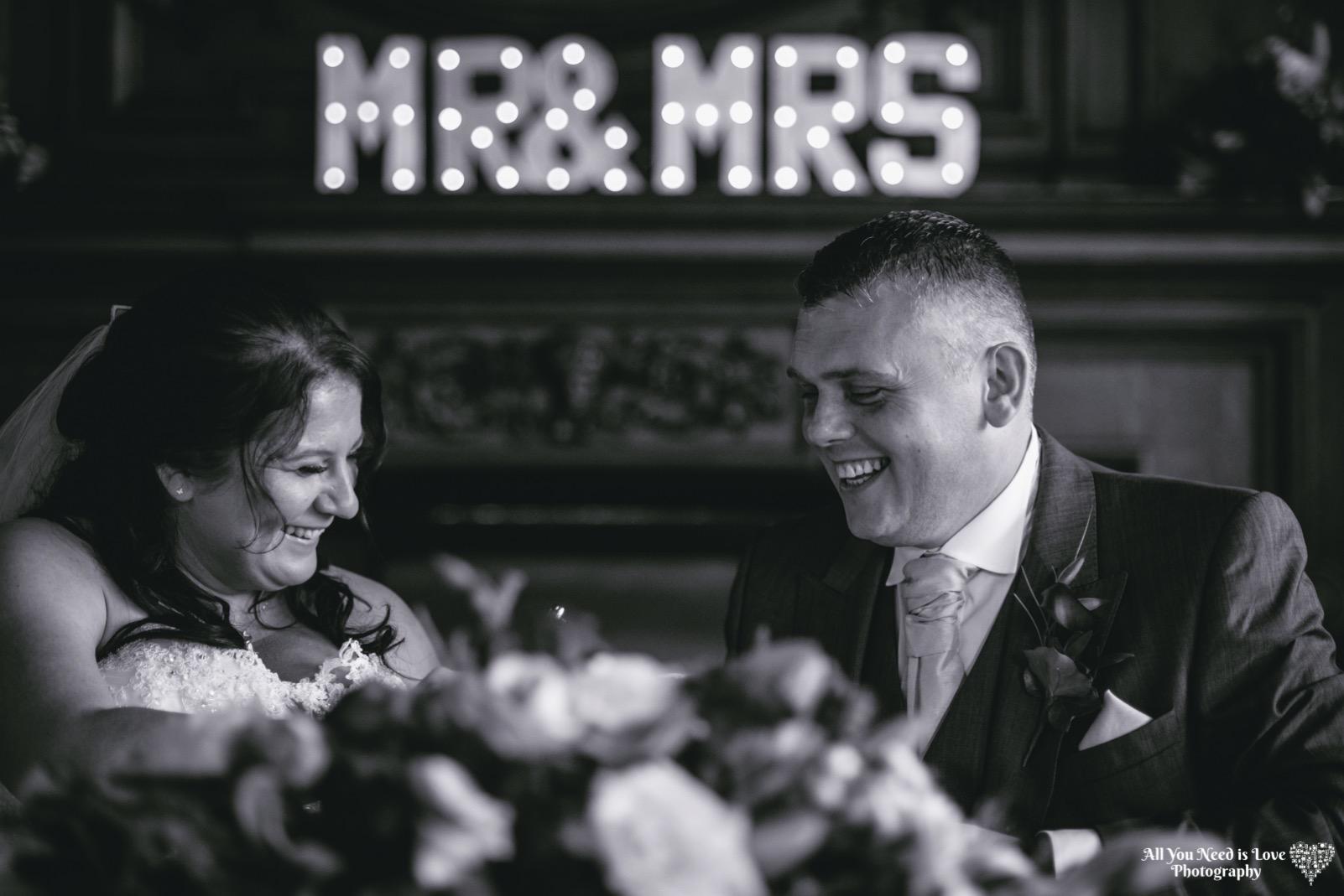 Creative wedding photos York