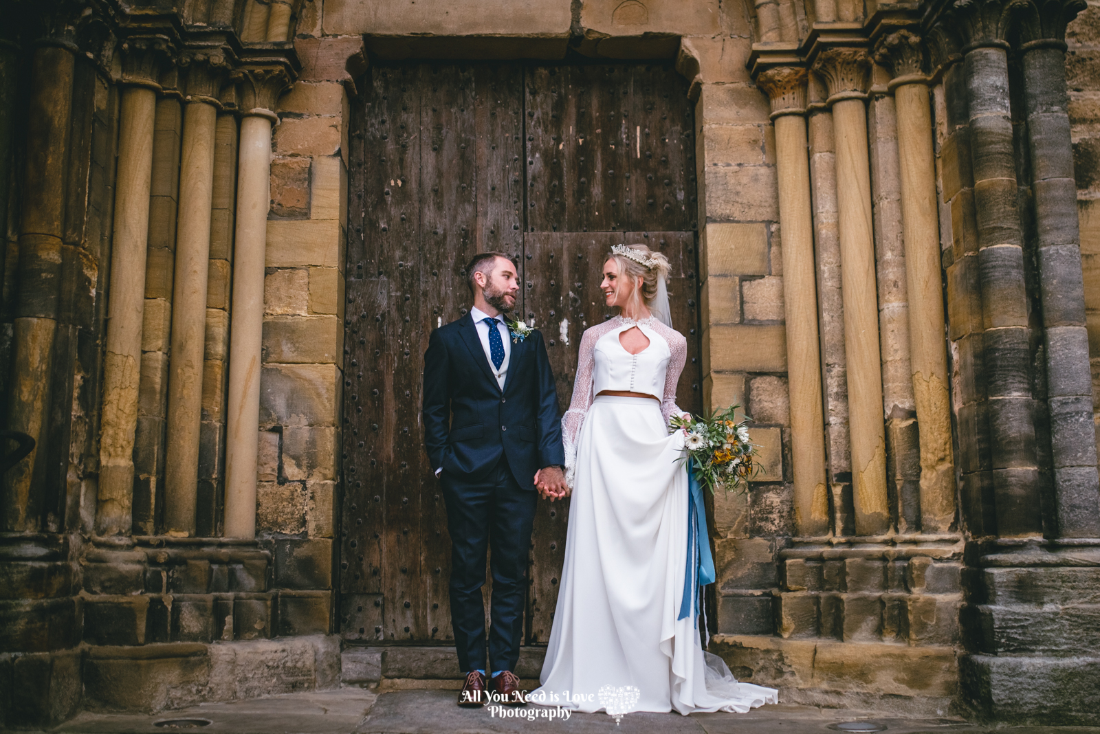 Ripon Cathedral Wedding Photographer