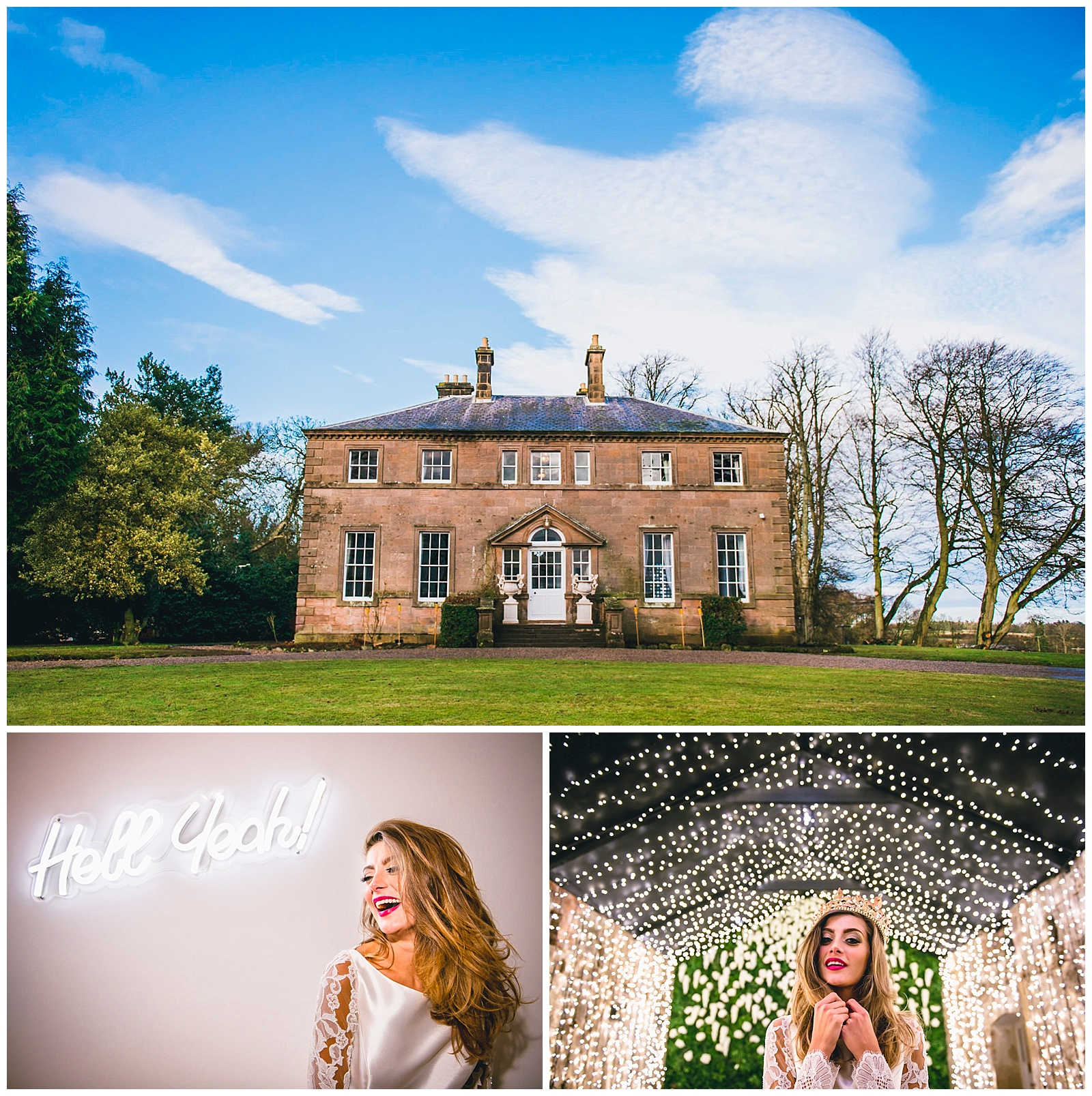 Charlton Hall Wedding Venue