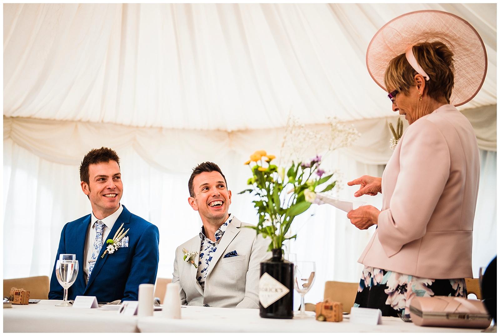 Fishlake Mill wedding Yorkshire