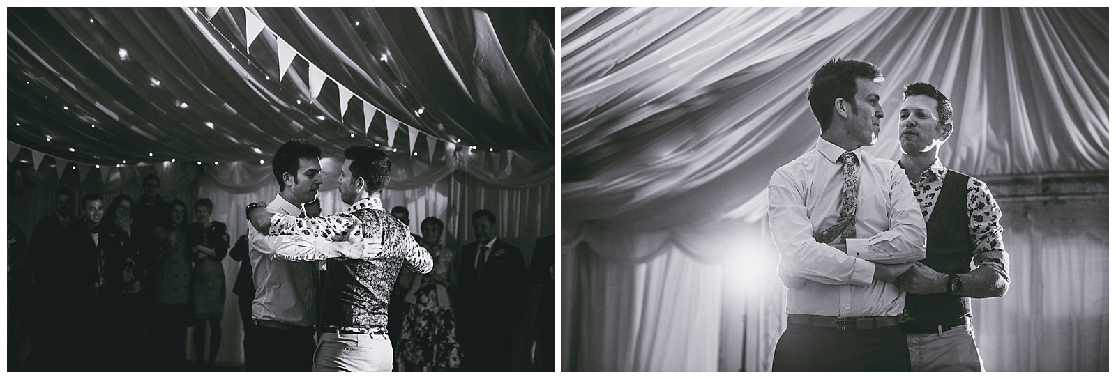 Natural wedding photos Fishlake Mill