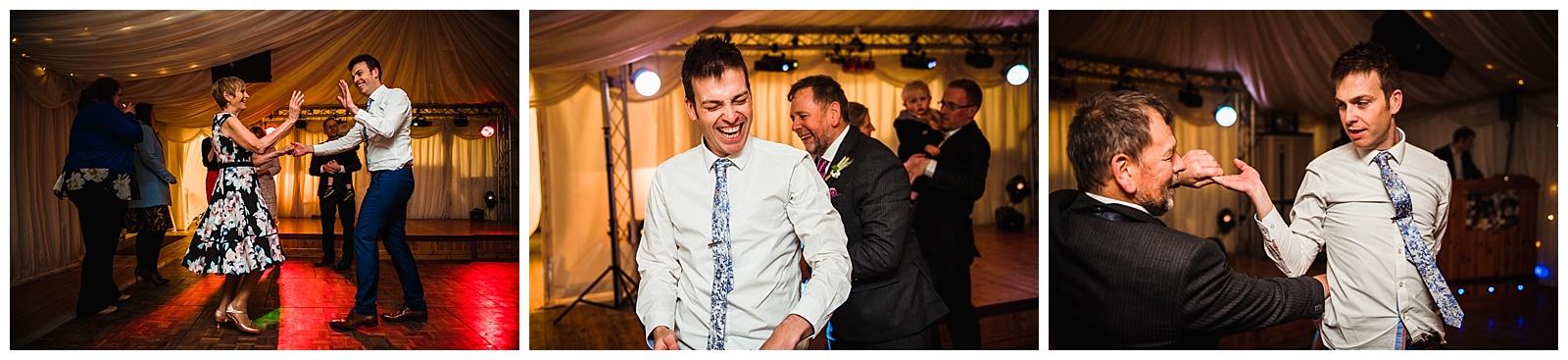 Candid wedding photos Yorkshire