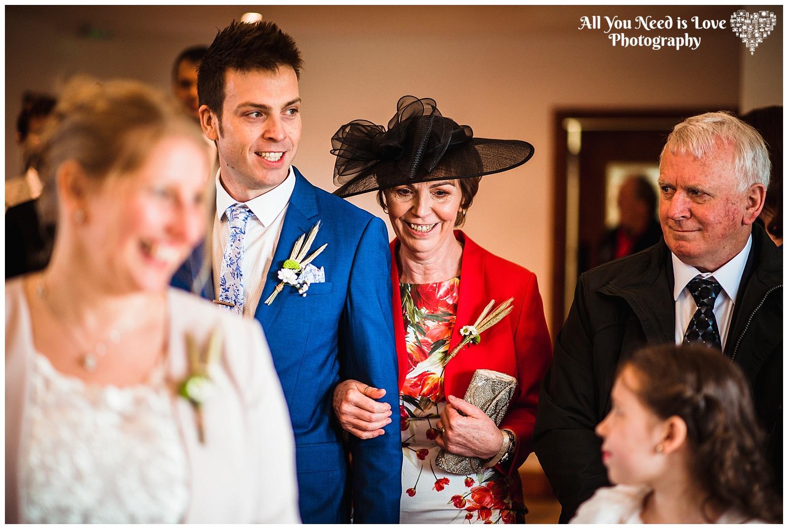 same-sex wedding Fishlake Mill