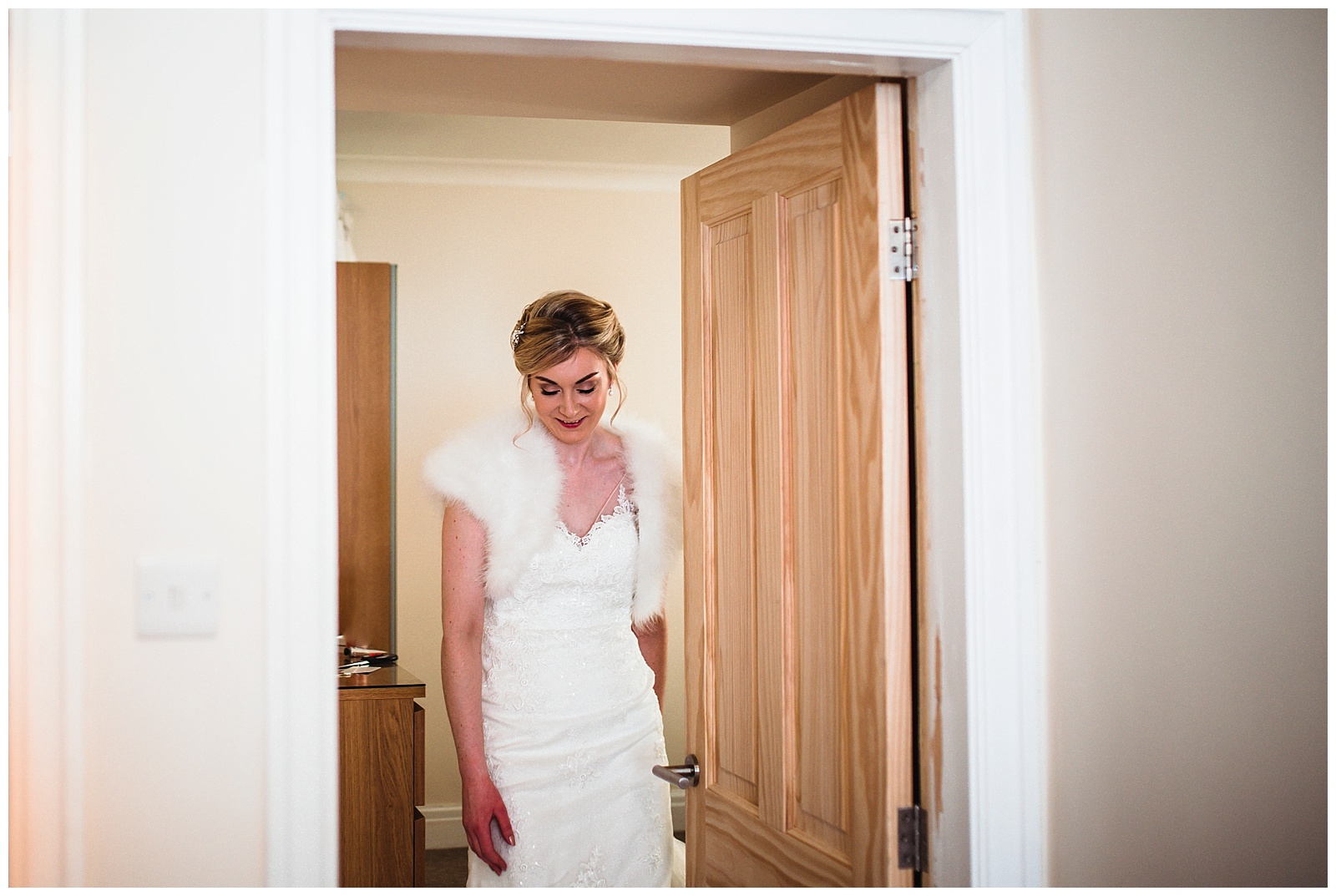 Natural wedding photography York