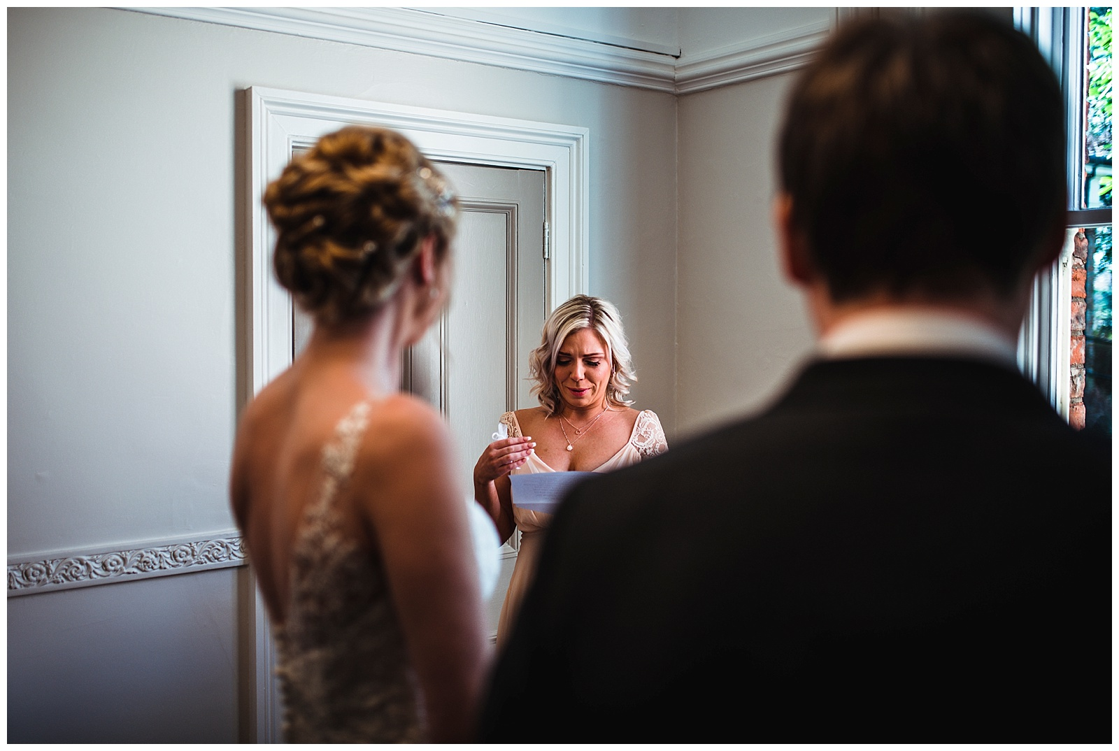Creative weddings photographer york
