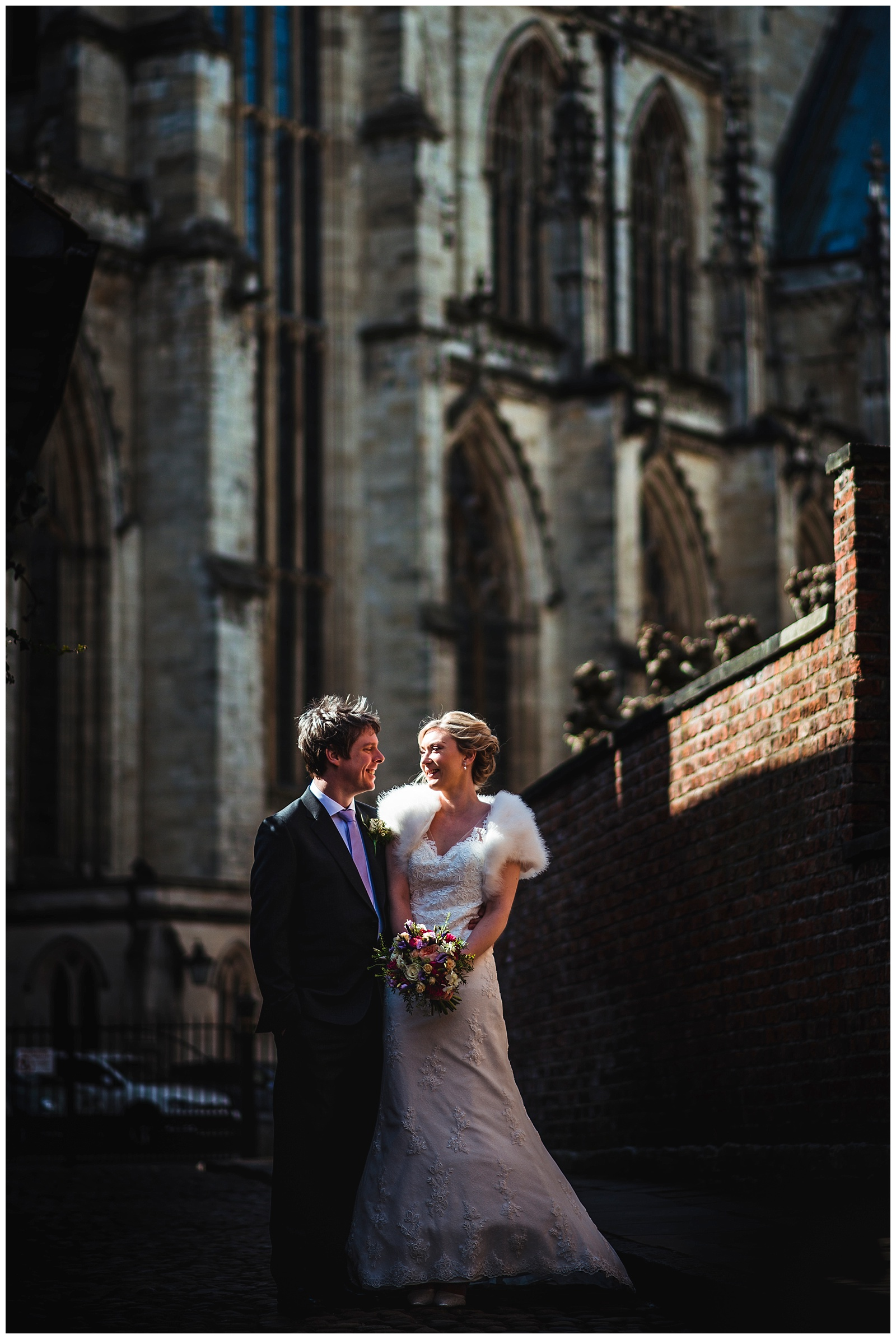 wedding photographer york minster