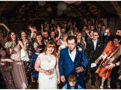 Best confetti photo York