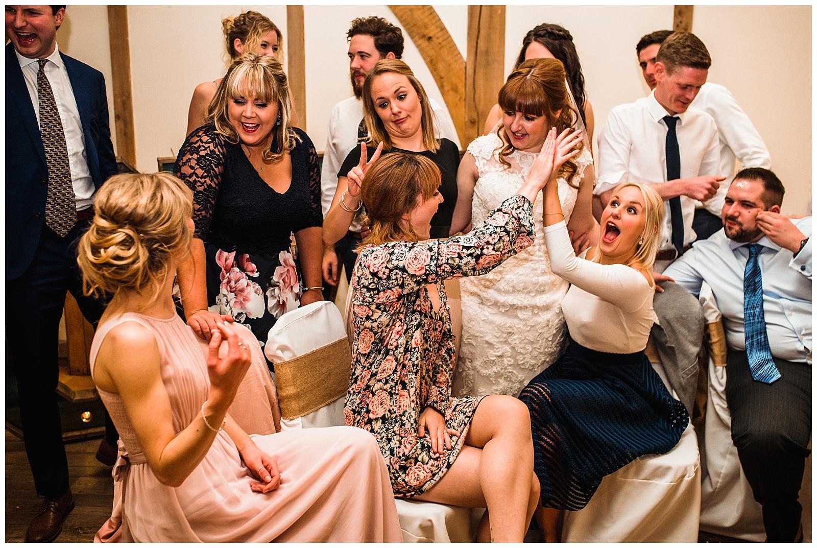 fun friends photos, York edding