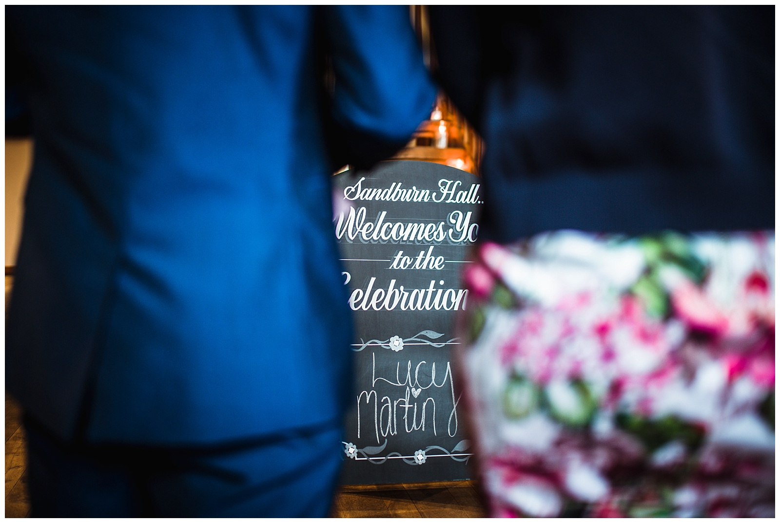 getting married Sandburn Hall