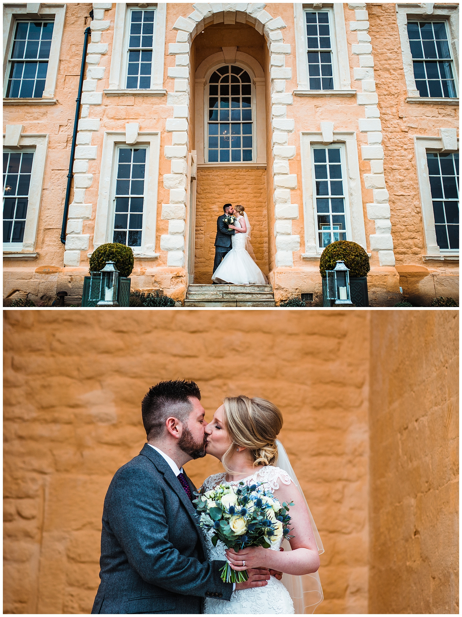 York House wedding photo in Malton