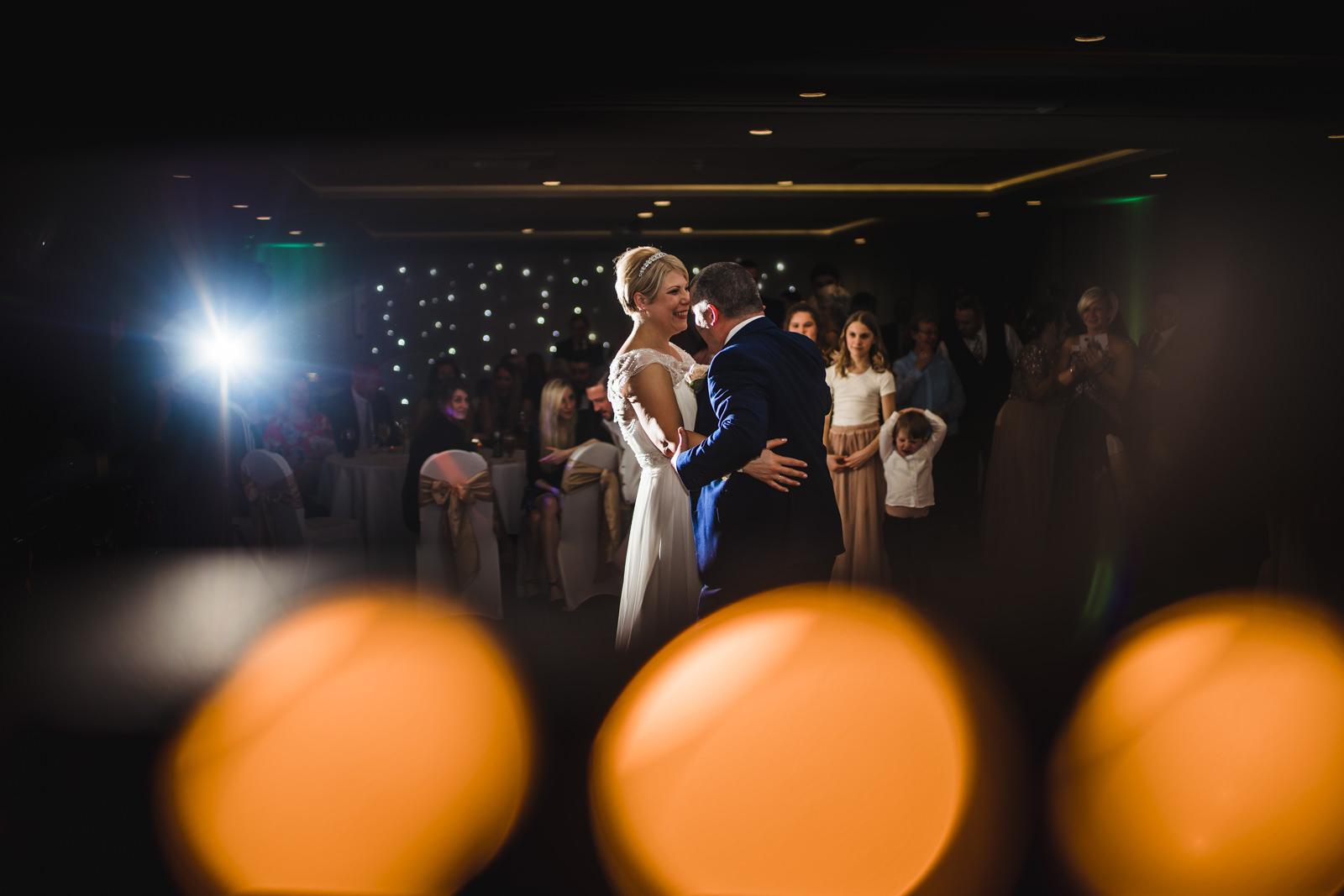 Fun wedding photography York