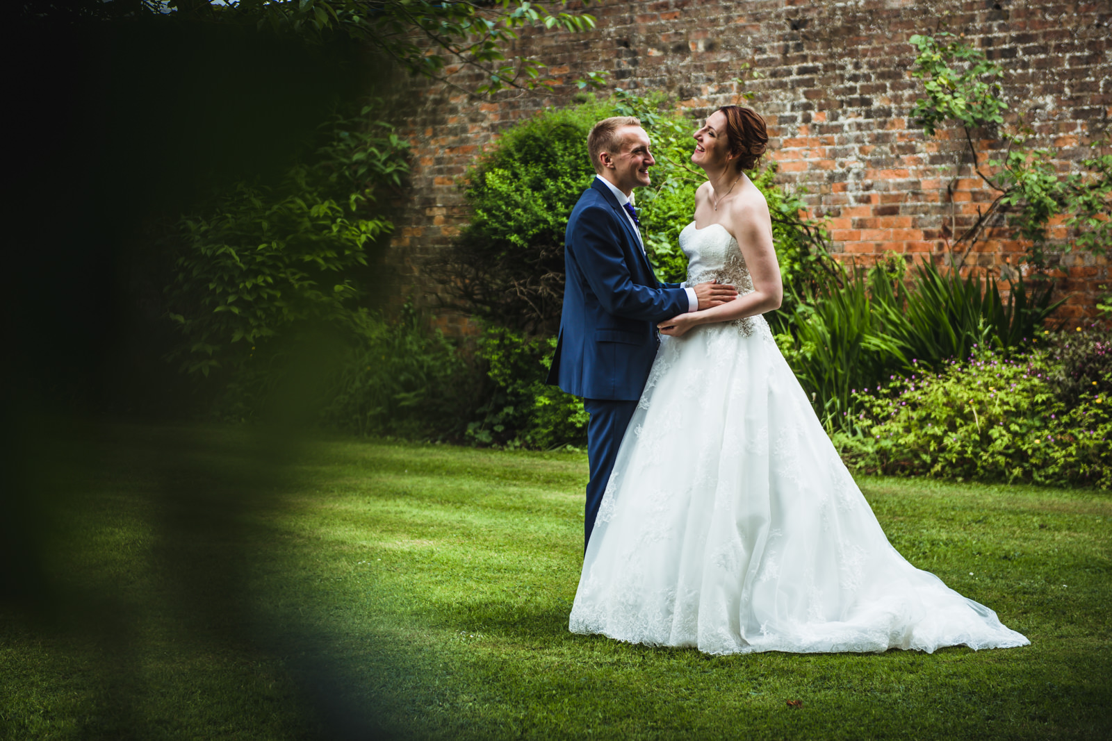Hazlewood Castle Wedding, North Yorkshire