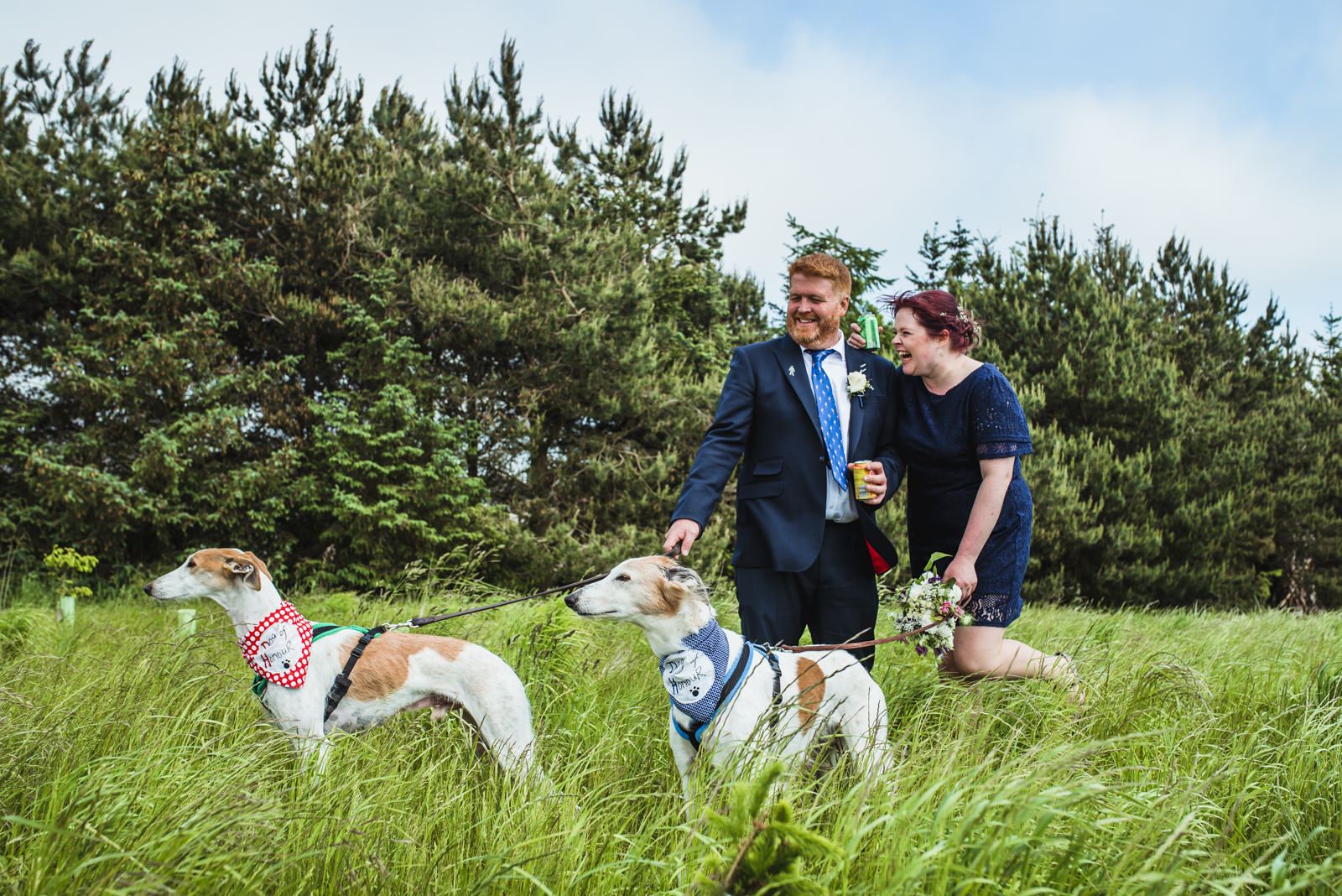 Yorkshire Farm wedding