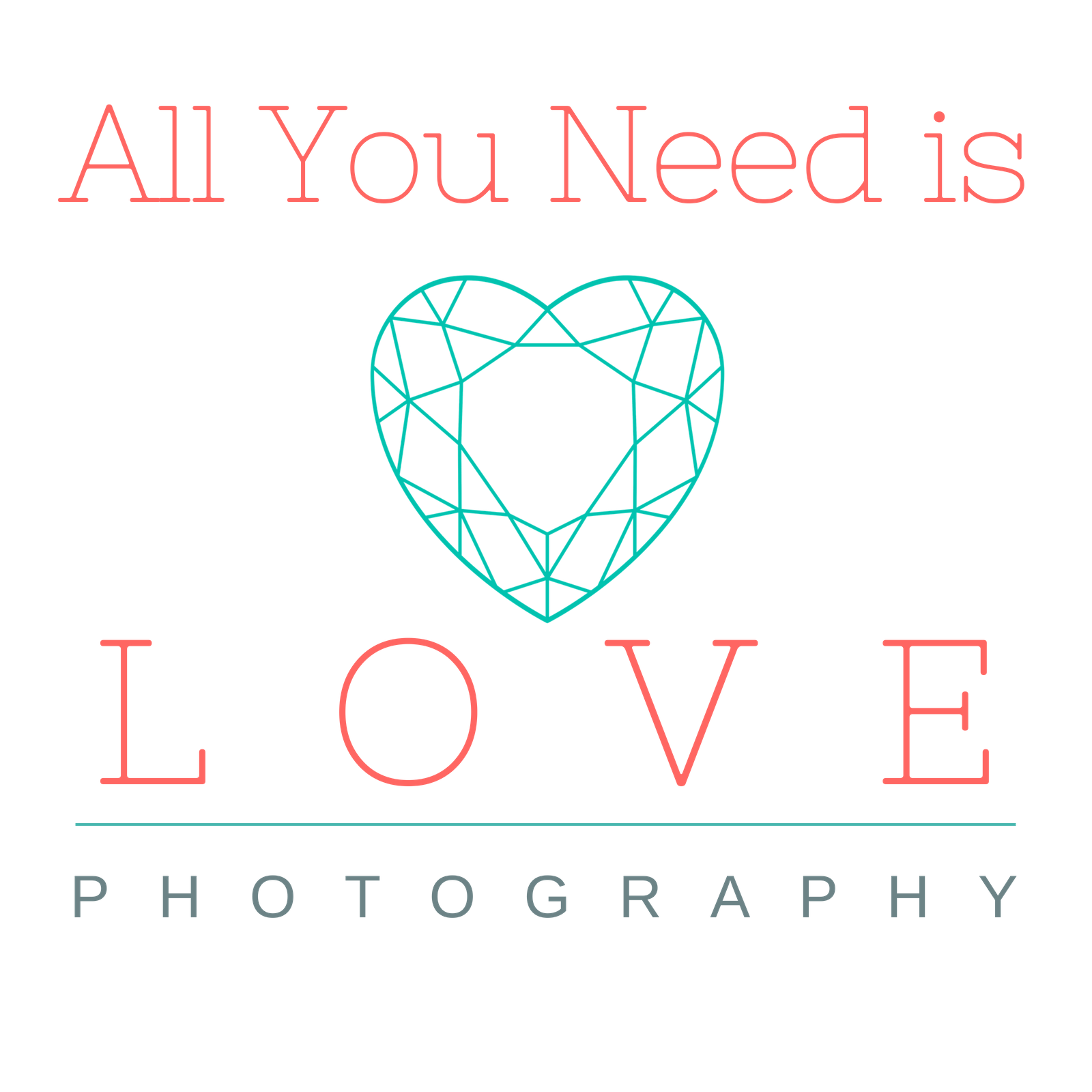 All You Need is Love Photography